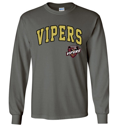 Arched Vipers Long Sleeved T Shirt