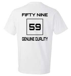 Fifty Nine Clothing Small Logo