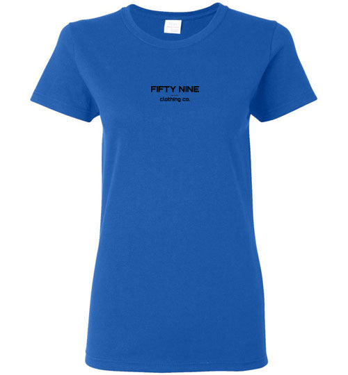 Fifty Nine Clothing Ladies T Shirt