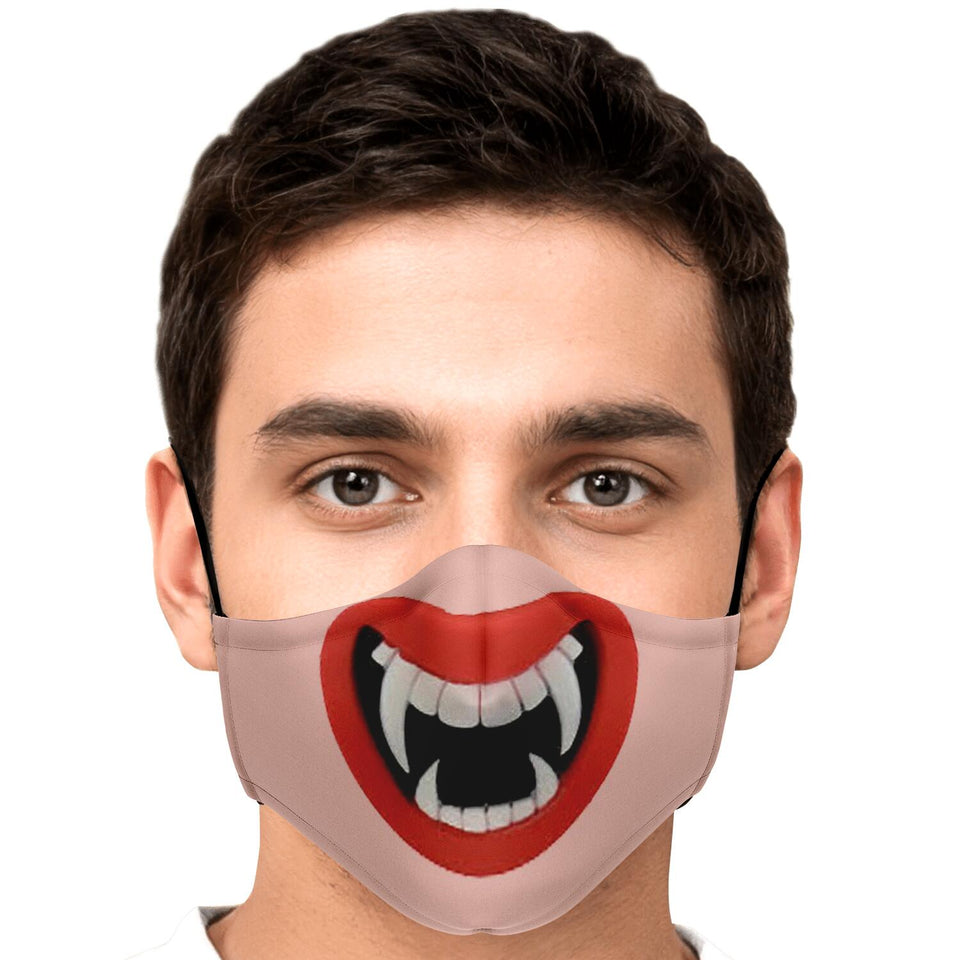 Fangs Facemask