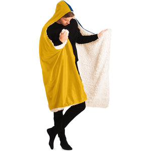 Sydney Uni Football Hooded Blanket
