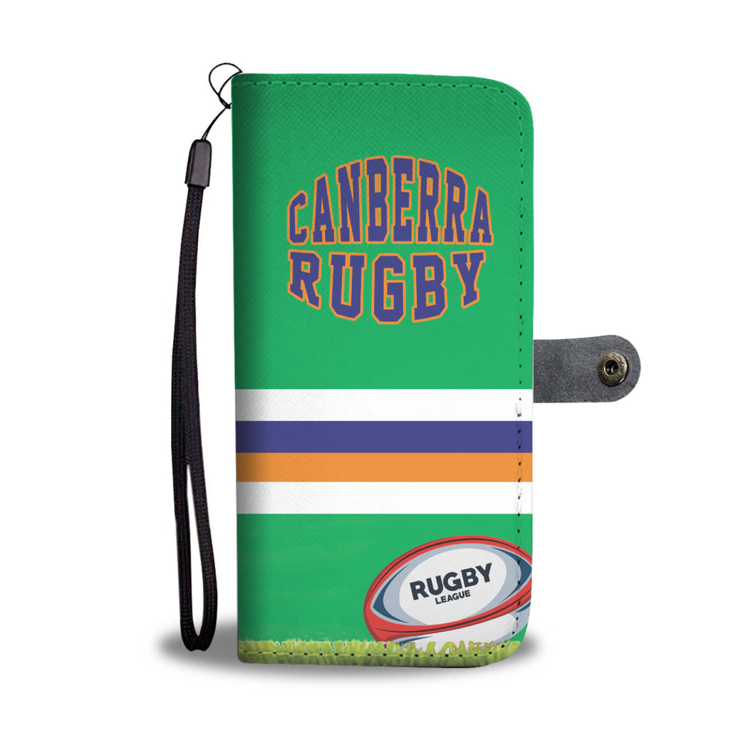 Canberra Raiders Phone Wallet Case