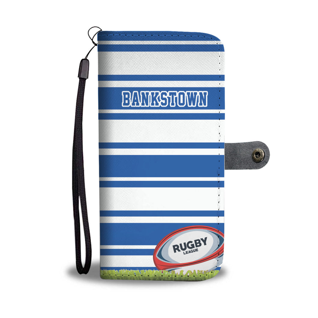 Canterbury Bulldogs Phone Wallet Case