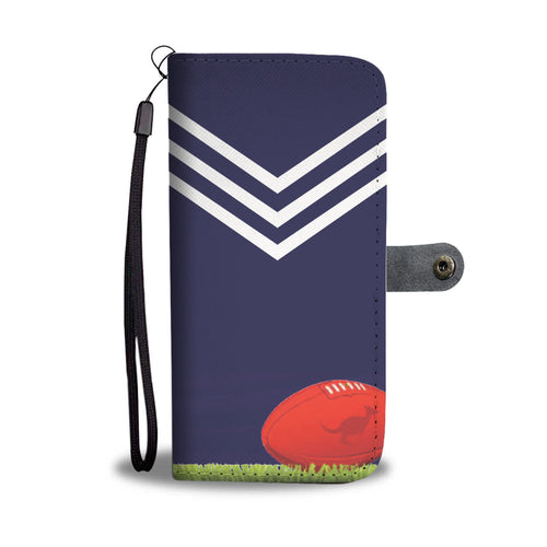 Fremantle Dockers Phone Wallet Case