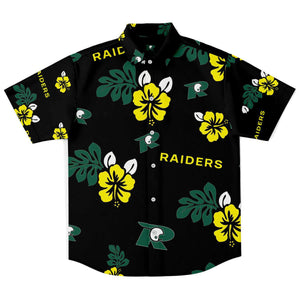 UNSW Raiders Hawaiian Style Shirt