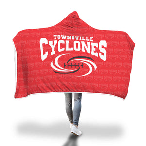 Offical Team Hooded Blanket