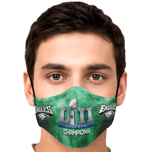 Philadelphia Inspired Facemask