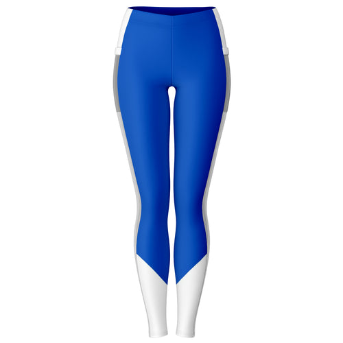 Perth Blitz Mesh Pocket Ladies Leggings