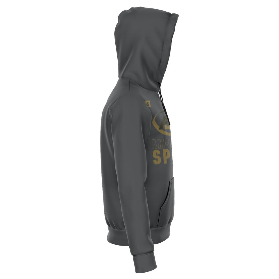 American Sport Brand Salute To Service Hoodie