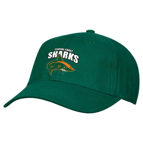 Central Coast Sharks Baseball Style Cap