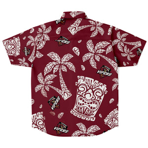 Vipers Hawaiian Style Shirt