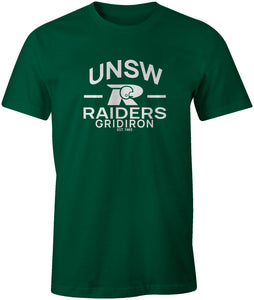 UNSW Raiders GRIDIRON T-Shirt