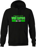 Toowoomba Valleys Vultures Box Style Hoodie