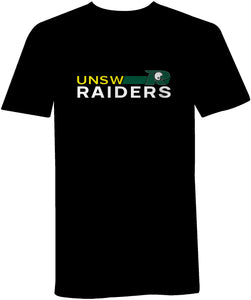UNSW Raiders Box Style T-Shirt
