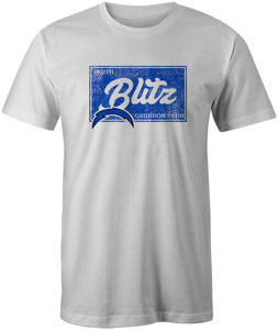 Perth Blitz Distressed Style T-Shirt