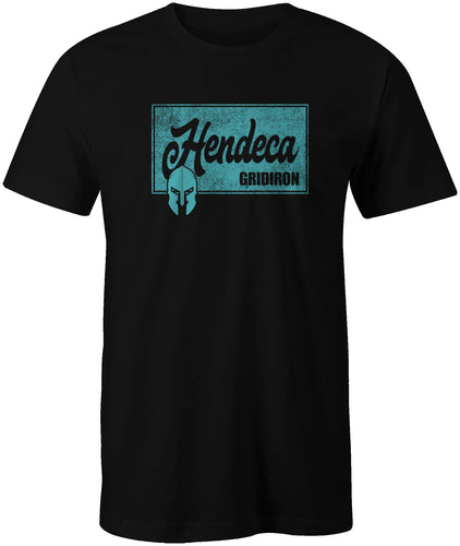 Hendeca Gridiron Distressed Style T-Shirt
