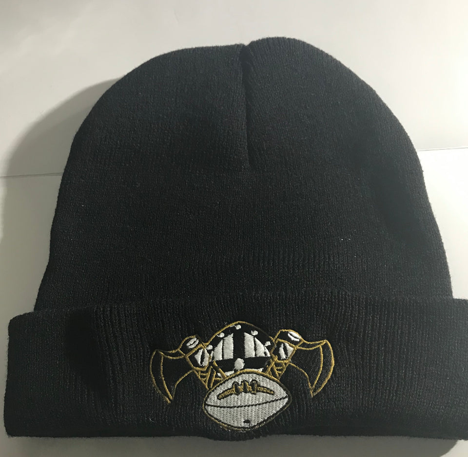 NW Raiders Knitted Beanie