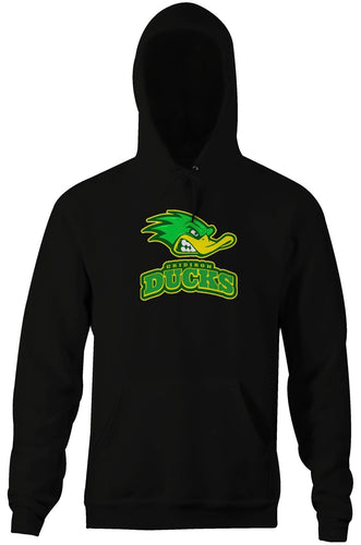 Vincent City Ducks Double Sided Hoodie