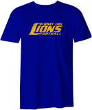 Sydney Uni Royal Blue Spell Out T-Shirt