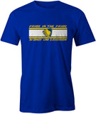 Sydney Uni Royal Blue Pride In The Pride T-Shirt