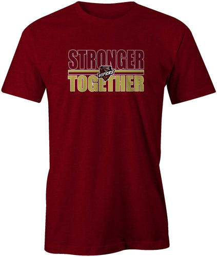 Rockingham Vipers 2020 Stronger Together T-Shirt