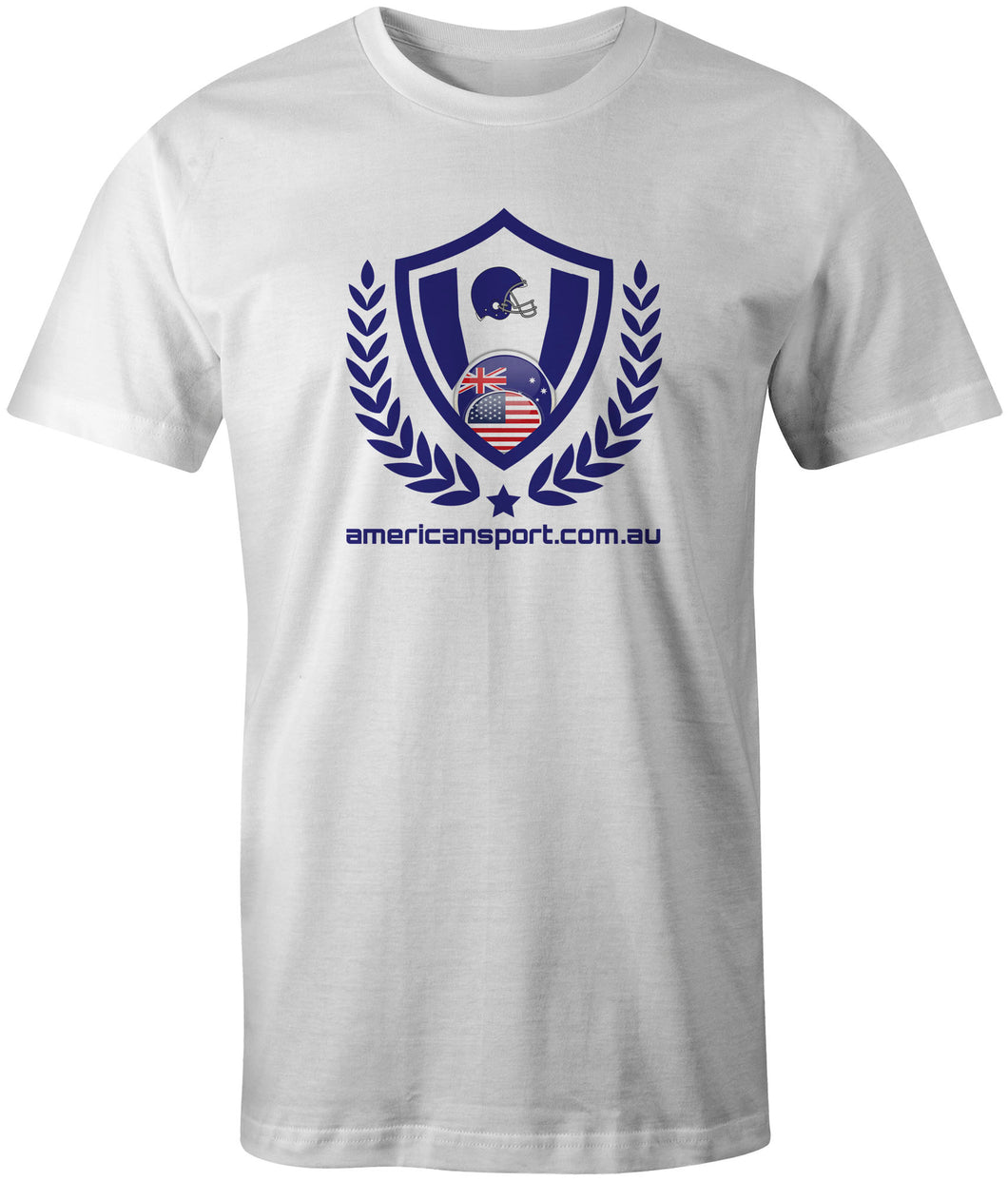American Sport Branded T-Shirts Special Offer