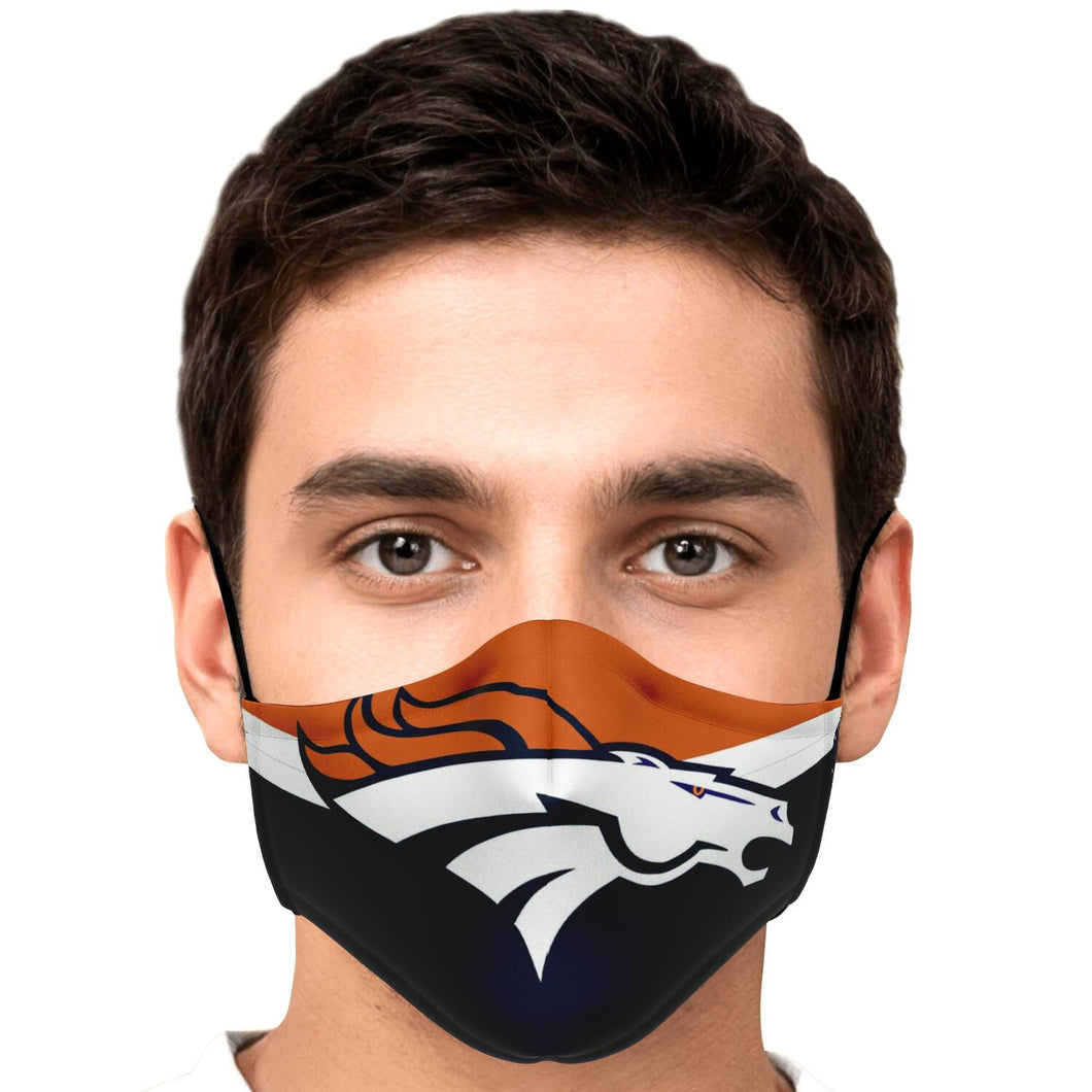 Denver Inspired Facemask