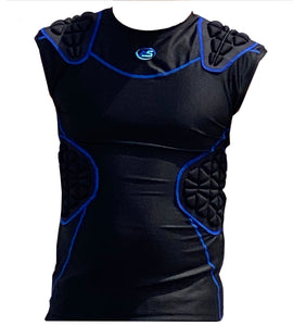AS Brand Apex Padded Compression Shirt
