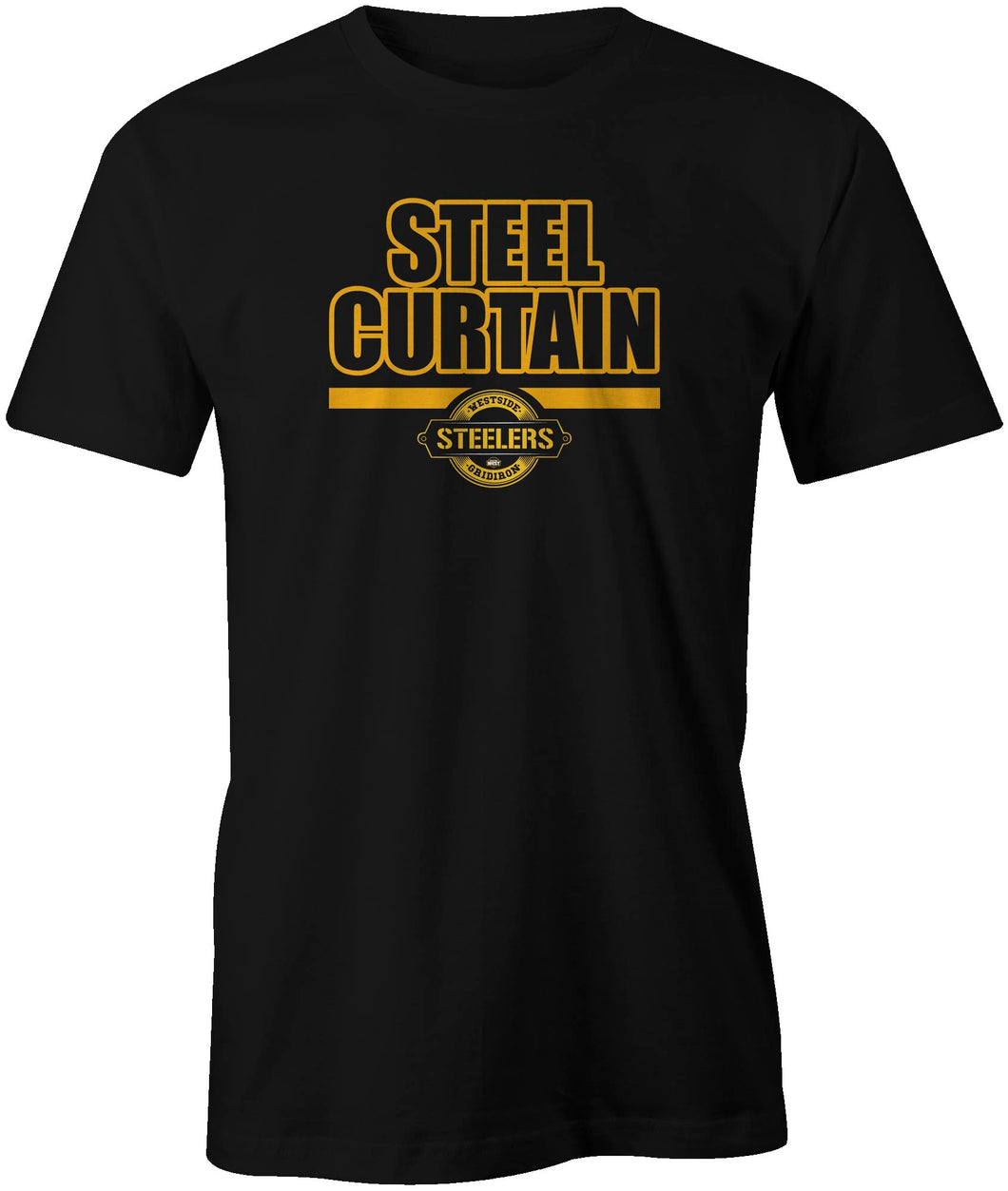 Westside Steelers Steel Curtain T-Shirt