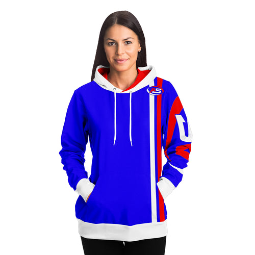 AS Activewear Blue Hoodie