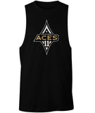 Aces 11 Diamond Logo Muscle Shirt