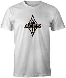 Aces 11 Diamond Logo T-Shirt