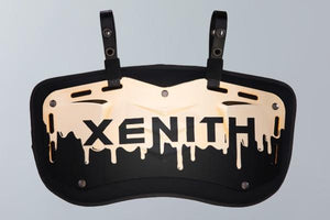 Xenith Black Plate Large