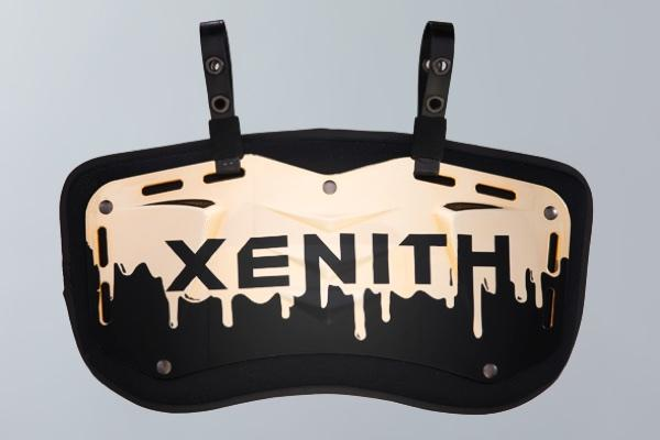 Xenith Black Plate Small