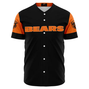 Logan City Bears Baseball Style Jersey