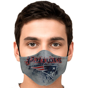 New England Inspired Face Mask