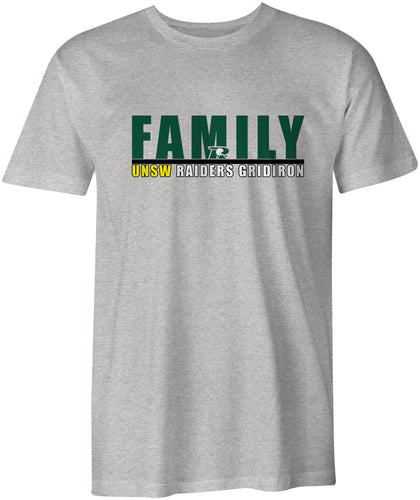 UNSW Raiders Family T-Shirt