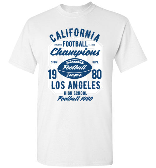 California Football Champions
