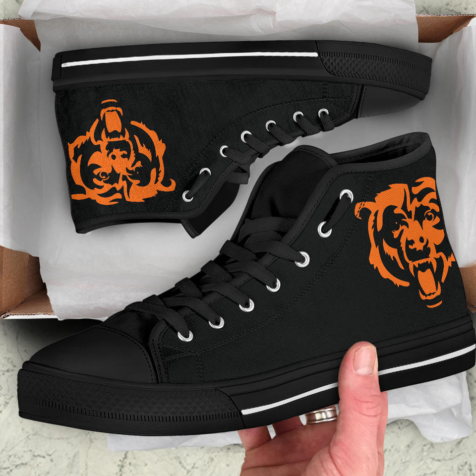 Logan City Bears High Tops