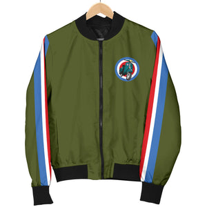 Scooter Inspired Bomber Jacket Style 1