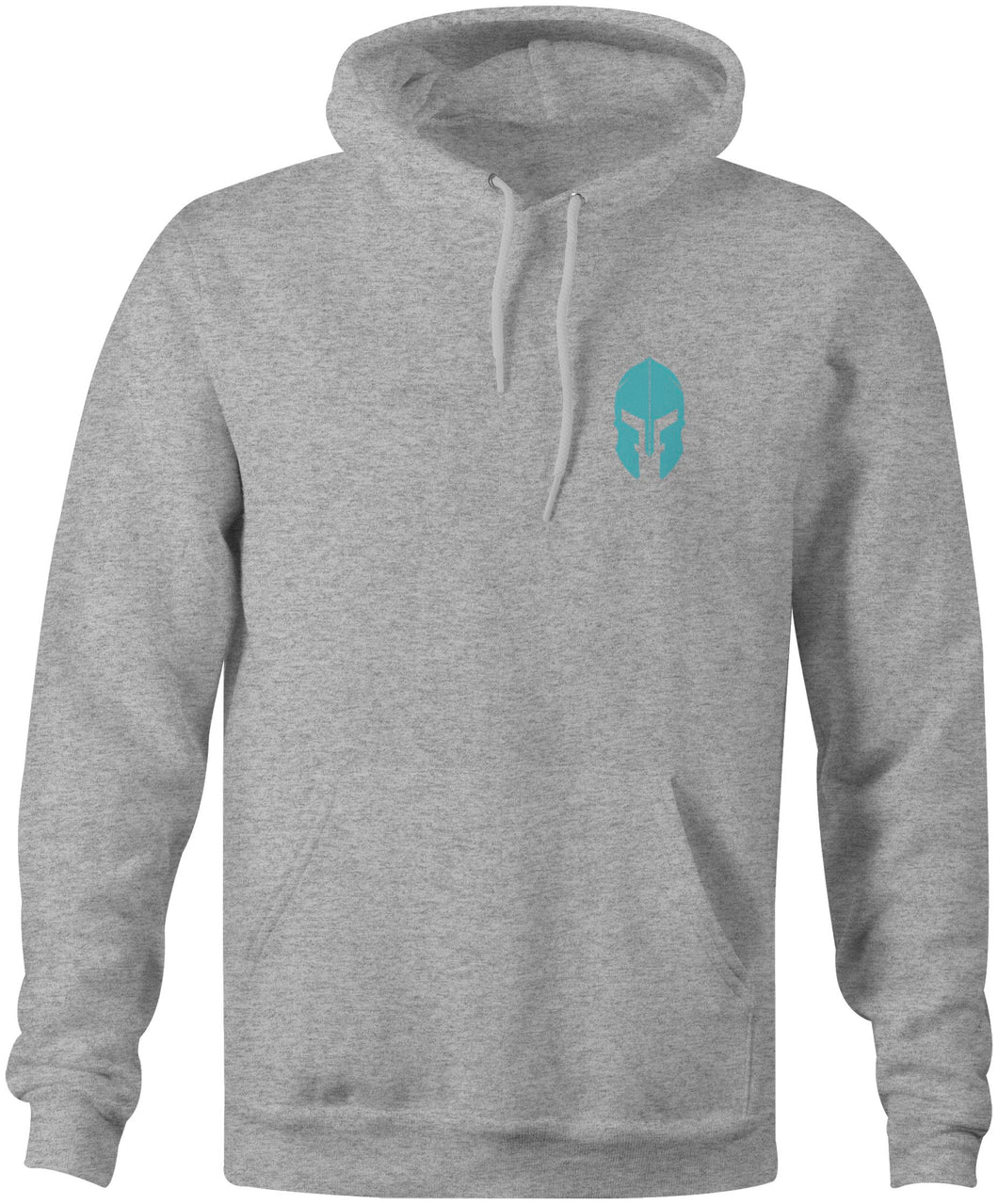 Hendeca Gridiron Double Sided Logo Hoodie