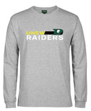 UNSW Raiders Box Style Long Sleeved T-Shirt