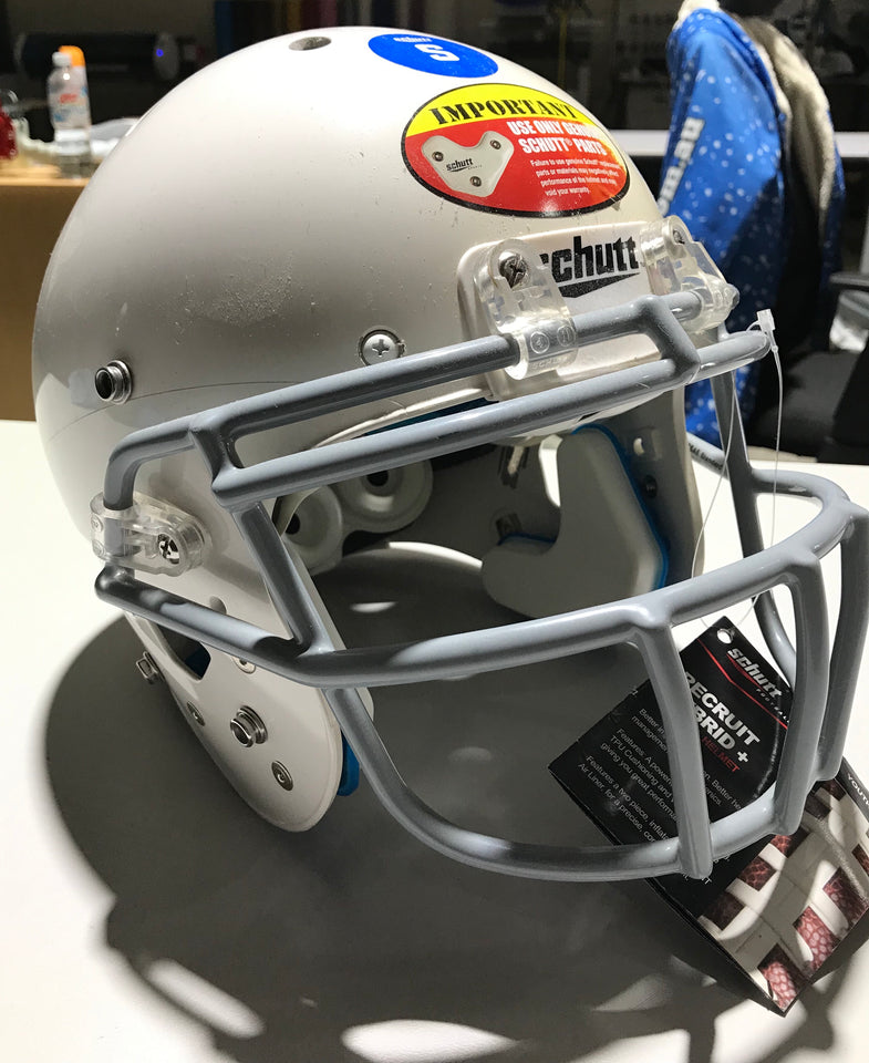 Schutt Recruit Hybrid Youth Helmet Size Small