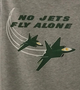 No Jets Fly Alone T Shirt
