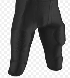 Black Game Pants