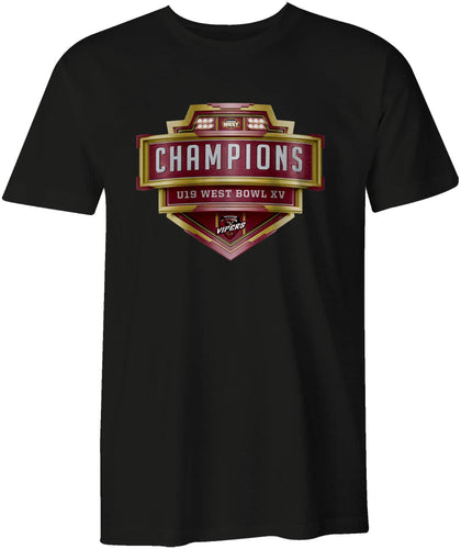 U19 Champions T-Shirt Ltd Edition