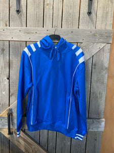 Grace collection royal blue hoodie