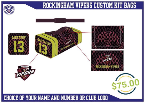 Vipers kit bags