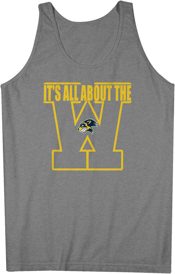 It's All About The W Singlet