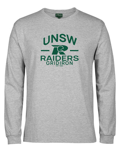 UNSW Raiders  Long Sleeved T-Shirt